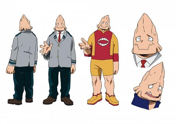 Kouda Kouji - Boku no Hero Academia