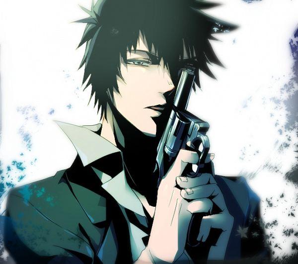 Tags: Anime, Pixiv Id 4080858, PSYCHO-PASS, Kougami Shinya