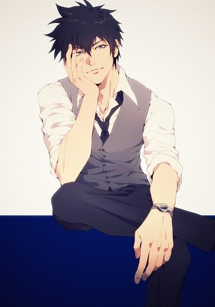 Tags: Anime, Pixiv Id 322493, PSYCHO-PASS, Kougami Shinya, Fanart From Pixiv, Mobile Wallpaper, Pixiv, Fanart