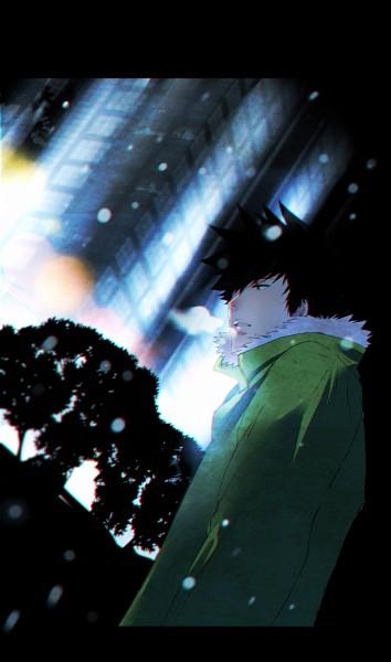 Tags: Anime, Pixiv Id 914292, PSYCHO-PASS, Kougami Shinya, Fanart From Pixiv, Mobile Wallpaper, Pixiv, Fanart
