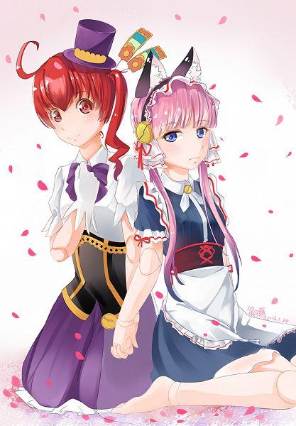 Tags: Anime, Pixiv Id 10767490, Koukaku no Pandora, Clarion (Koukaku no Pandora), Nanakorobi Nene