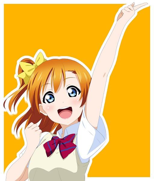 Tags: Anime, Pixiv Id 2370776, Love Live!, Kousaka Honoka, Honoka Kousaka