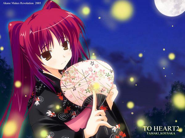 Kousaka Tamaki - To Heart 2