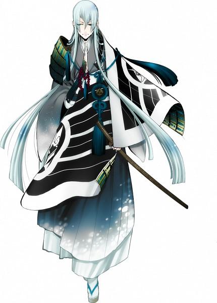 Kousetsu Samonji - Touken Ranbu
