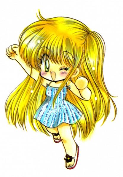 Tags: Anime, Kawamura Mika, Daa! Daa! Daa!, Kouzuki Miyu, Official Art