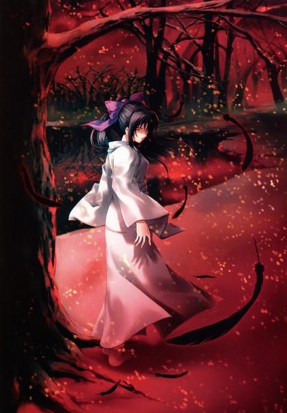 Tags: Anime, Sugina Miki, Innocent Grey, Nuregarasu, Cartagra ~Tsuki Kurui no Yamai~, Kouzuki Yura (Cartagra), Kouzuki Kazuna
