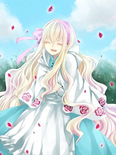 Tags: Anime, Amaichi Esora, Kagerou Project, Kozakura Marry, Shawl, Pixiv, Marry Kozakura