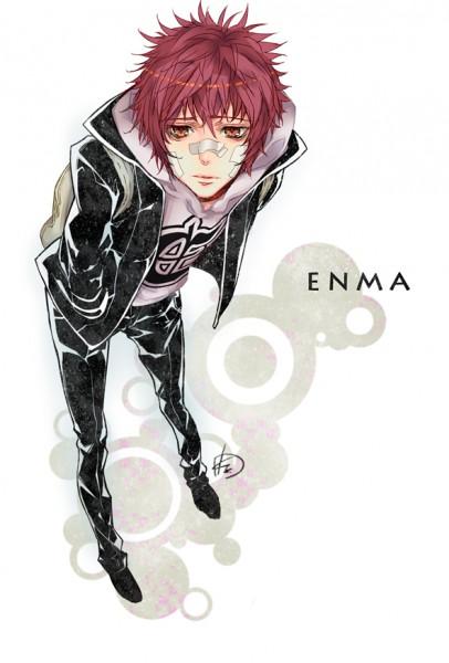 Kozato Enma - Katekyo Hitman REBORN!