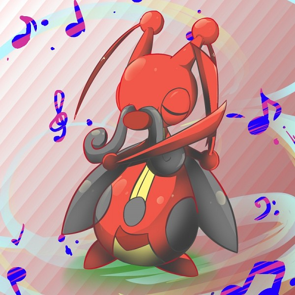 Kricketune - Pokémon
