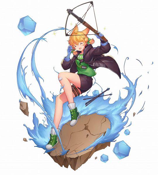 Tags: Anime, Pixiv Id 3792727, Arknights, Kroos