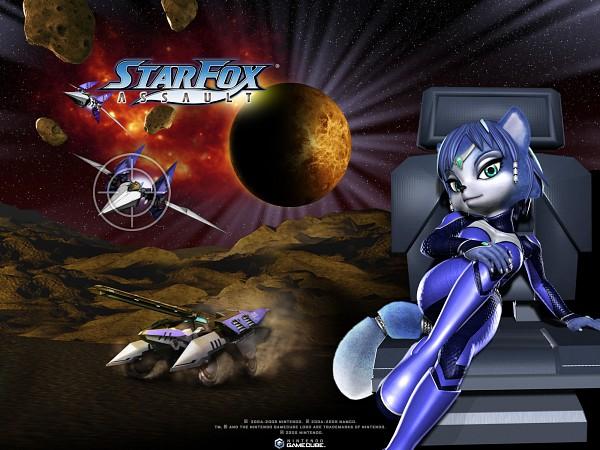 Tags: Anime, Star Fox, Krystal