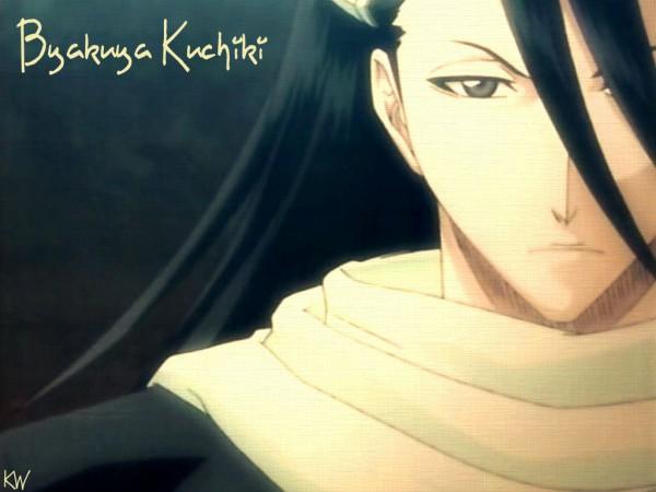 Tags: Anime, BLEACH, Kuchiki Byakuya, Wallpaper
