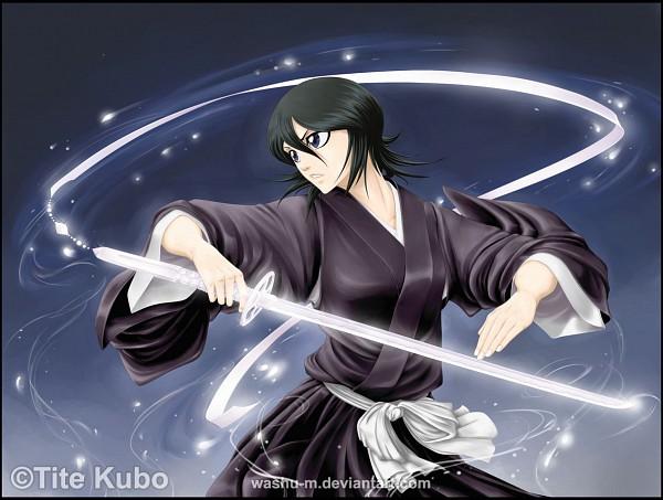 Tags: Anime, Washu-M, BLEACH, Kuchiki Rukia, Gotei 13