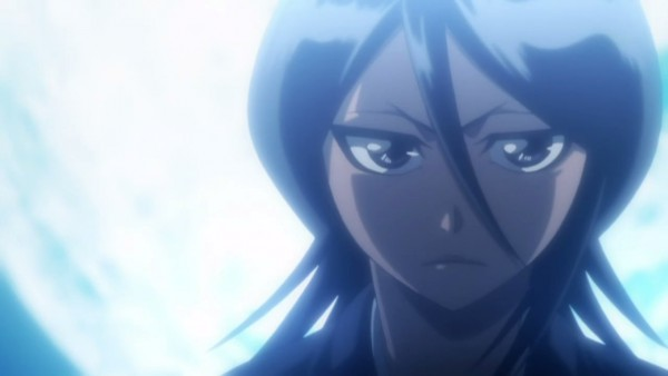 Tags: Anime, BLEACH, Kuchiki Rukia, Screenshot, Gotei 13