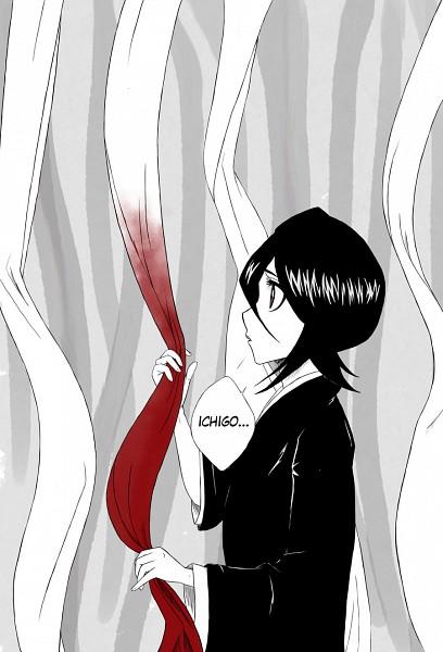 Tags: Anime, Vigilanteink, BLEACH, Kuchiki Rukia, Mobile Wallpaper, Gotei 13