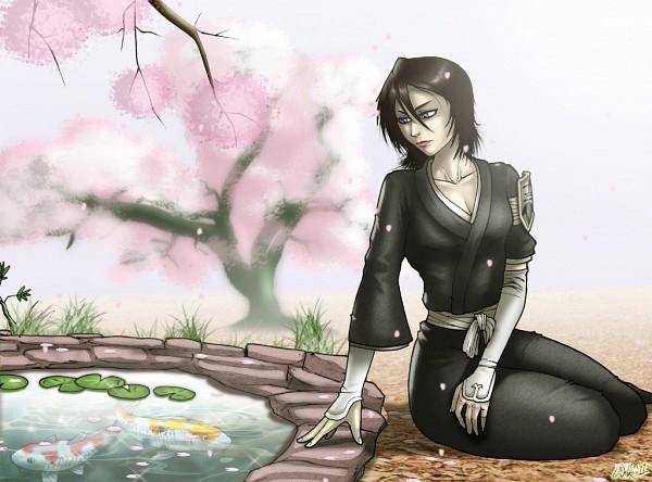 Tags: Anime, BLEACH, Kuchiki Rukia, deviantART, Gotei 13
