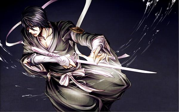 Tags: Anime, Wico, BLEACH, Kuchiki Rukia, Sode no Shirayuki, Pixiv, Fanart, Wallpaper, Zanpakutou