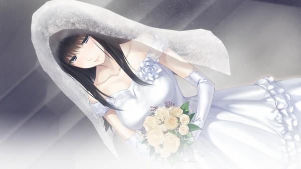 Tags: Anime, Sugina Miki, Innocent Grey, Kara no Shoujo 2, Kuchiki Toko, Facebook Cover, Wallpaper, CG Art