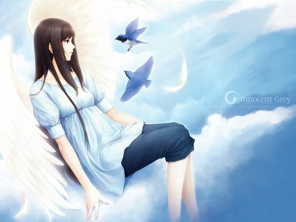 Tags: Anime, Sugina Miki, Innocent Grey, Kara no Shoujo, Kuchiki Toko, Wallpaper