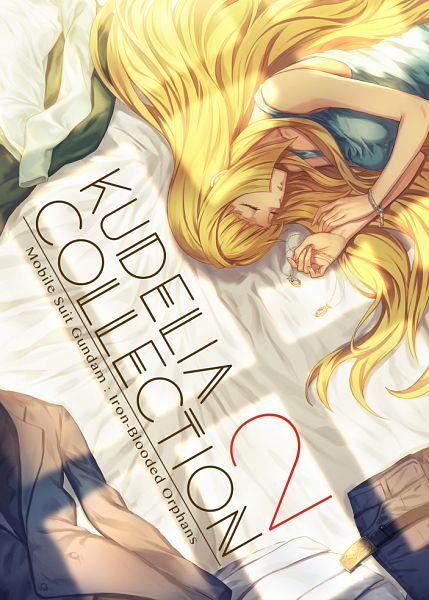 Tags: Anime, Guchico, Kidou Senshi Gundam: Tekketsu no Orphans, Kudelia Aina Bernstein, Pixiv, Fanart, Fanart From Pixiv