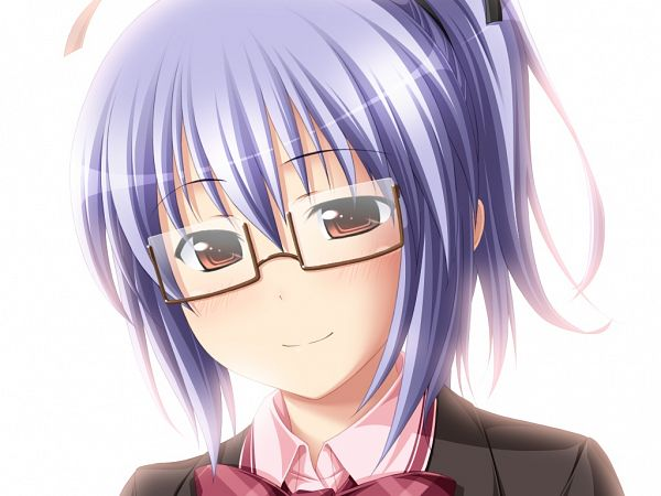 Tags: Anime, Siki, Purple Software, Mirai Nostalgia, Kudou Hinano, CG Art