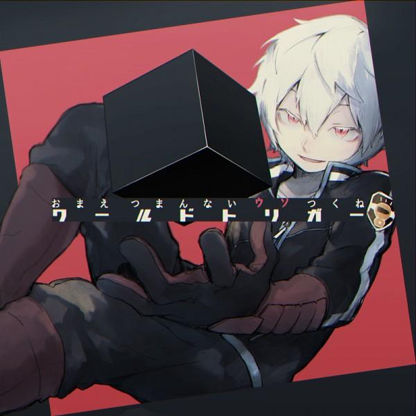 Tags: Anime, Sidu, World Trigger, Kuga Yuuma, Tumblr