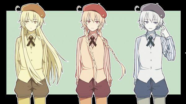 Tags: Anime, Pixiv Id 56346868, Axis Powers: Hetalia, Kugelmugel, Fanart From Pixiv, Pixiv, Fanart