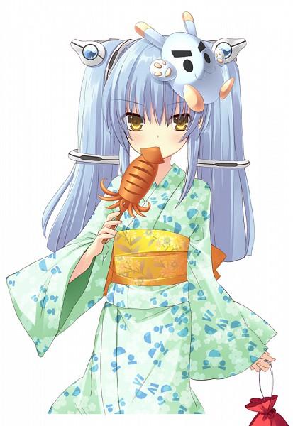 Kujou Kururi - Flyable Heart