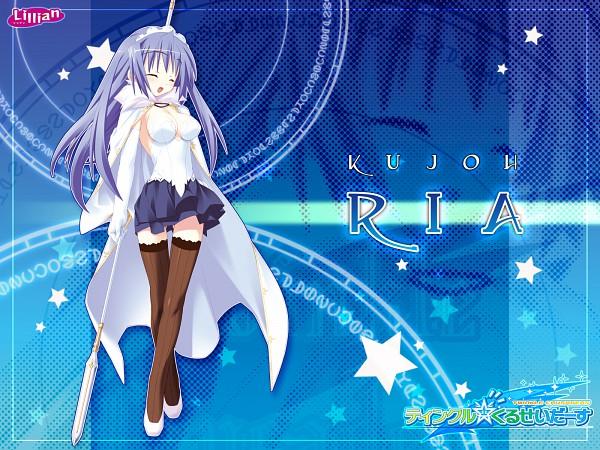 Tags: Anime, Lillian (Studio), Twinkle☆Crusaders, Kujou Ria