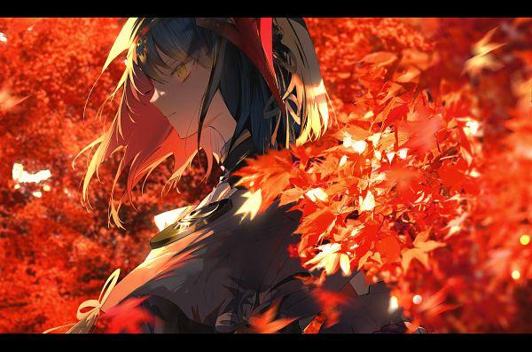 Tags: Anime, Pixiv Id 18977253, Genshin Impact, Kujou Sara