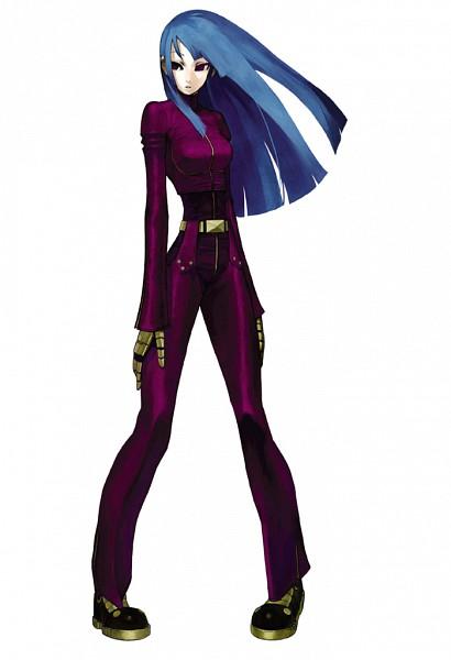 Tags: Anime, Nona (Artist), The King of Fighters, Kula Diamond, Mobile Wallpaper