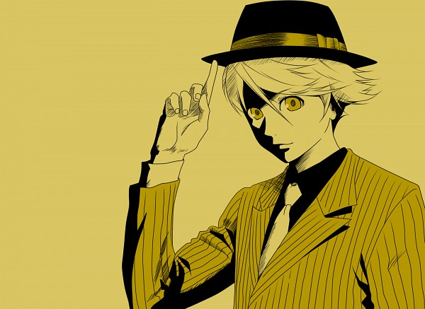 Tags: Anime, Uzu Hi, Shin Megami Tensei: PERSONA 4, Kuma, Gintama (Parody), Anagura