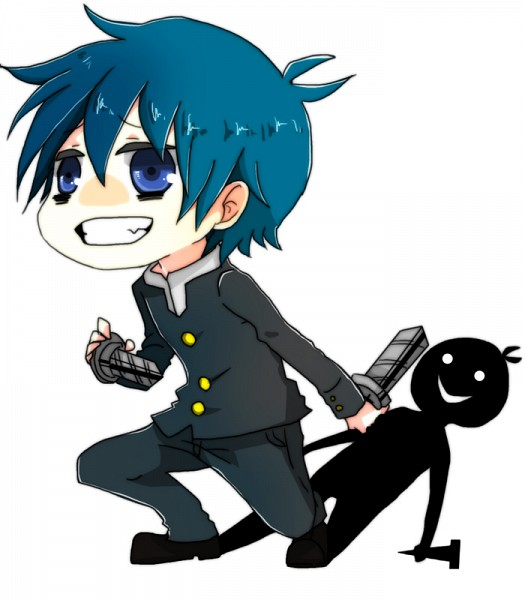 Tags: Anime, Riki (Koretto), Medaka Box, Kumagawa Misogi, Screws, Fanart, Pixiv