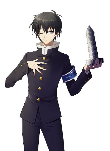 Tags: Anime, Harano, Medaka Box, Kumagawa Misogi, Pixiv, Fanart From Pixiv, Fanart