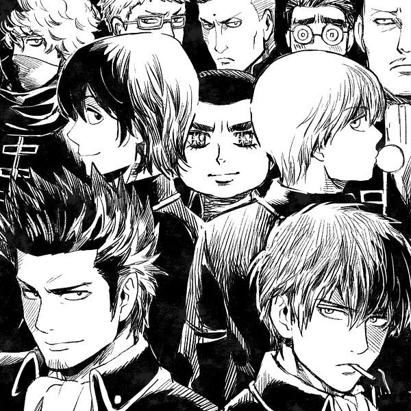Kumanaku Seizou - Gintama