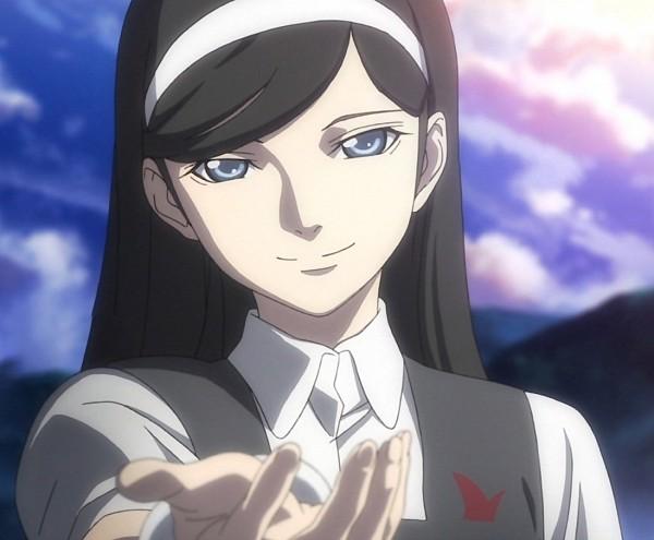 Tags: Anime, Seikimatsu Occult Gakuin, Kumashiro Maya, Screenshot