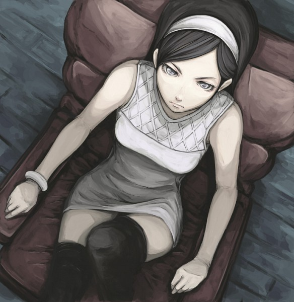 Tags: Anime, Ripu (Vincecarter), Seikimatsu Occult Gakuin, Kumashiro Maya