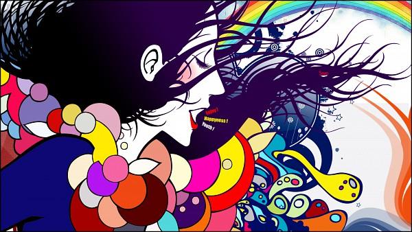 Tags: Anime, Kunie Kanbara, HD Wallpaper, Wallpaper, Vector