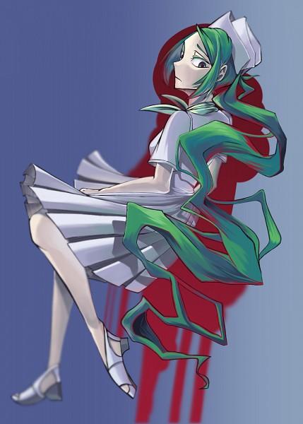 Tags: Anime, Partycannoninc, Shiki, Kunihiro Ritsuko, Artist Request