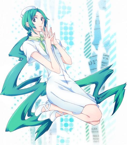 Tags: Anime, Gedoooo, Shiki, Kunihiro Ritsuko