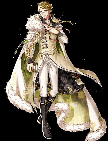 Tags: Anime, m/g, GCREST, Bungou Stray Dogs, Yume Oukoku to Nemureru 100-nin no Ouji-sama, Kunikida Doppo (Bungou Stray Dogs), Yume-100 - Sun Awakening, Text: Ability Name, Official Art