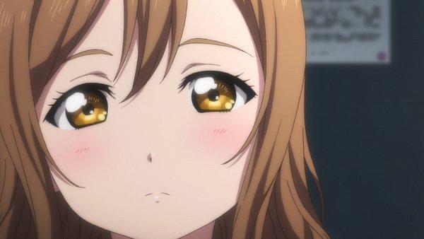 Tags: Anime, Love Live! Sunshine!!, Kunikida Hanamaru, Screenshot, Wallpaper, Hanamaru Kunikida