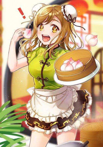 Tags: Anime, Pixiv Id 4063534, Love Live! Sunshine!!, Kunikida Hanamaru, Pixiv, Fanart, Fanart From Pixiv, Hanamaru Kunikida