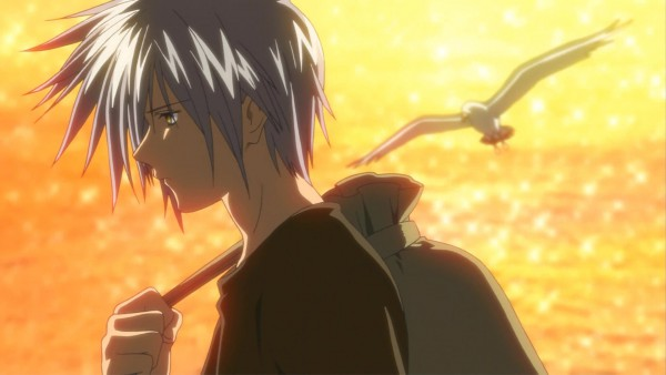 Tags: Anime, Kyoto Animation, AIR, Kunisaki Yukito, Wallpaper, Screenshot