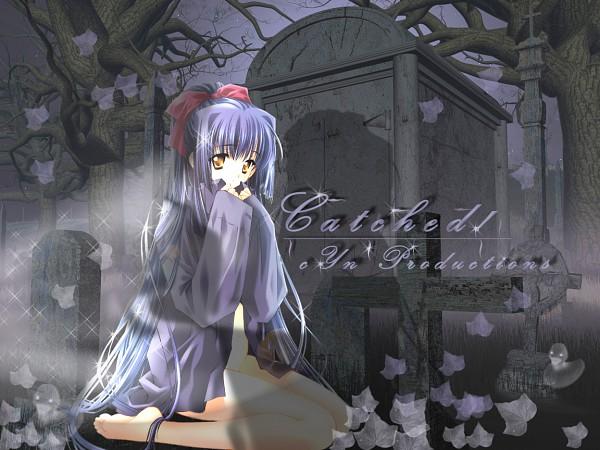 Tags: Anime, CARNELIAN, Kao no nai Tsuki, Kuraki Suzuna, 1152x864 Wallpaper, Graveyard, Fanmade Wallpaper, Wallpaper, Edited