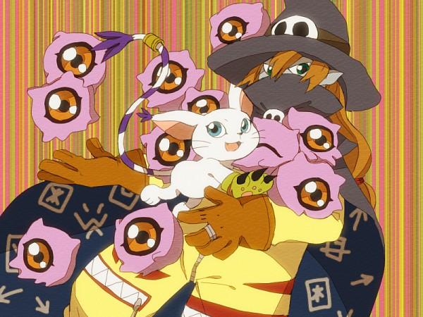Kuramon - Digimon Adventure