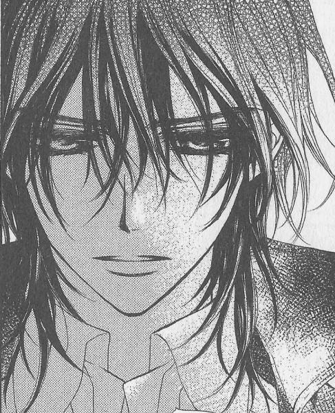 Tags: Anime, Vampire Knight, Kuran Kaname, Manga Page, Self Scanned, Scan
