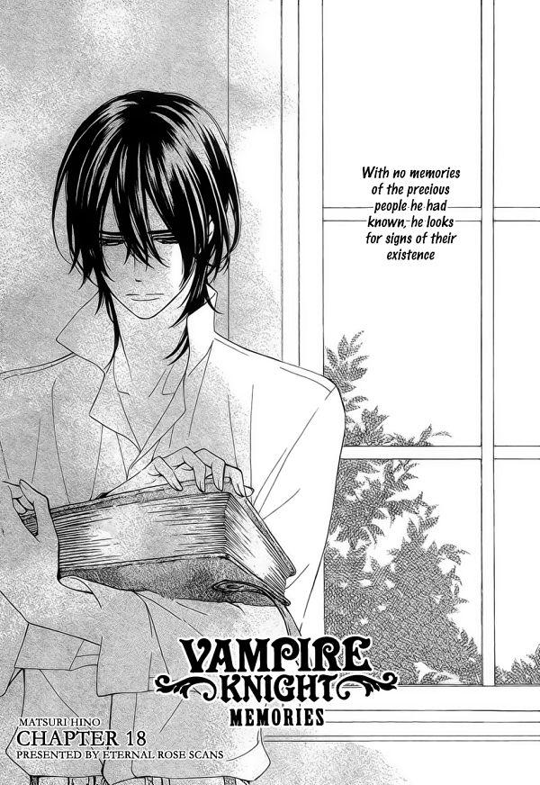 Tags: Anime, Hino Matsuri, Vampire Knight, Kuran Kaname, Photo Album, Scan, Official Art, Manga Page, LaLa (Magazine) (Source), Magazine (Source), Chapter Cover