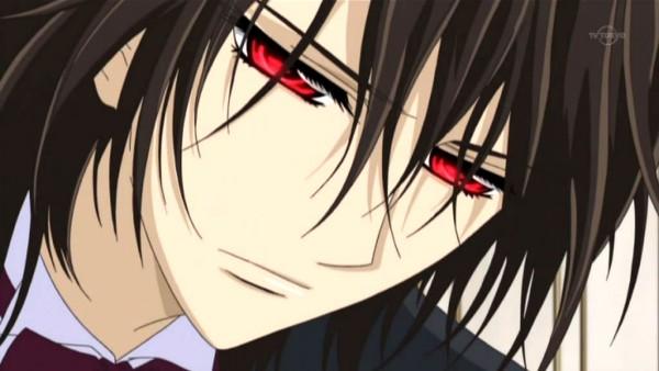 Tags: Anime, Vampire Knight, Kuran Kaname, Screenshot