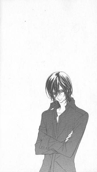 Tags: Anime, Hino Matsuri, Vampire Knight, Kuran Kaname, Mobile Wallpaper